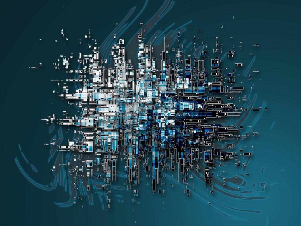Sfondi desktop arte e design for Fond ecran 3d pc