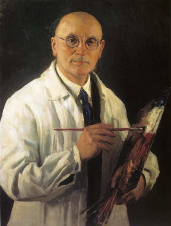 Музейный педагог художник