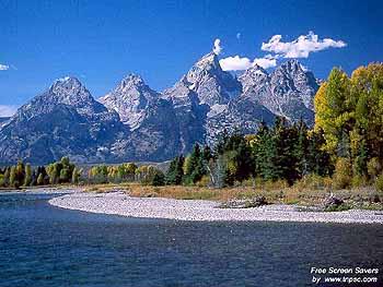 Screensavers natura - Mountain screensavers free ...
